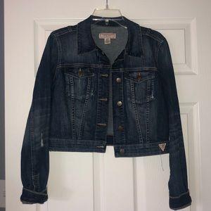Guess jeans jean jacket